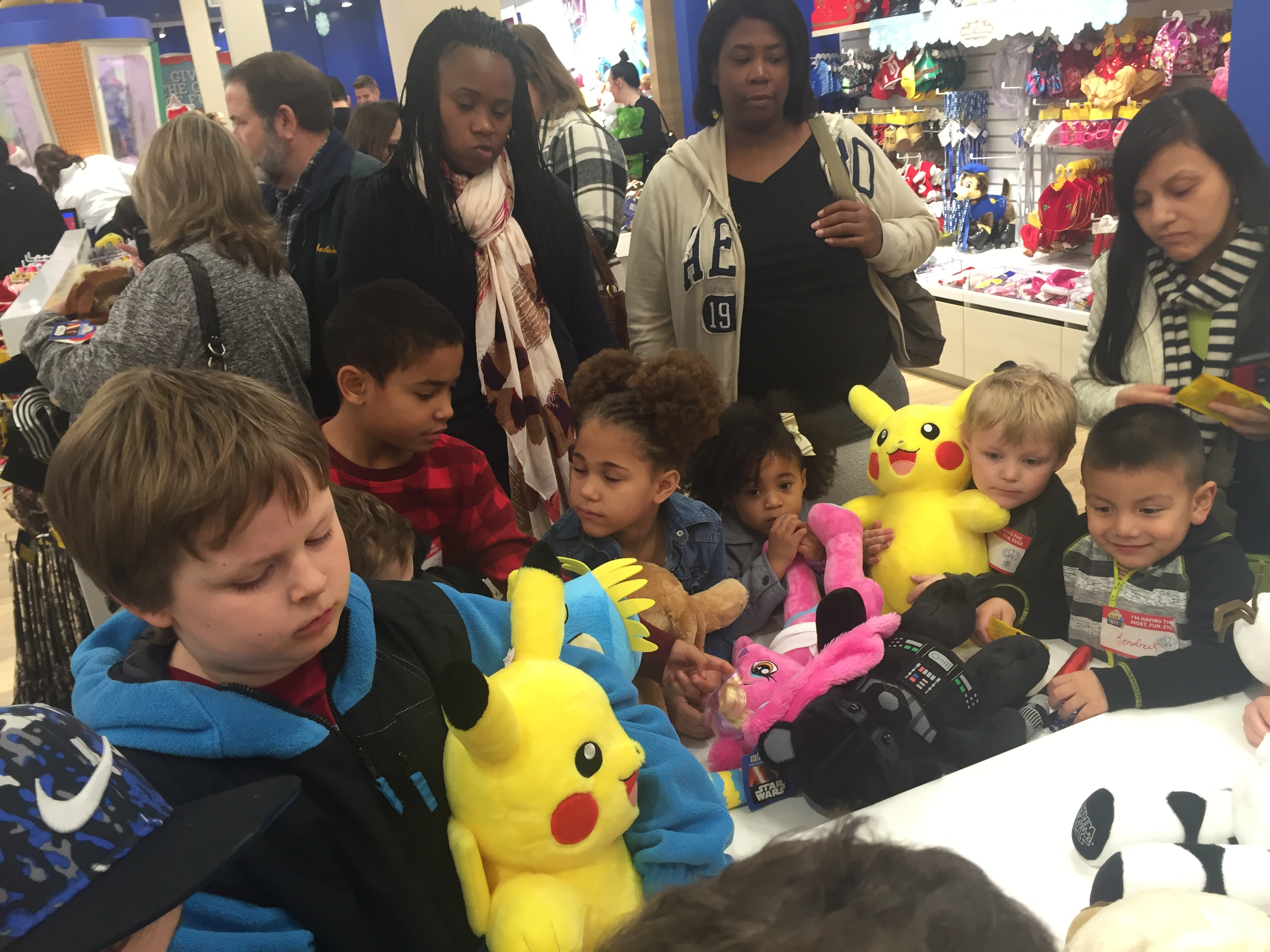 Christmas Wish Build a Bear 2015